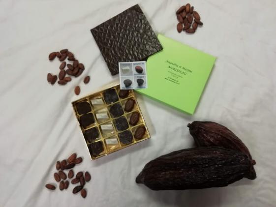 Vente chocolat bio Vire