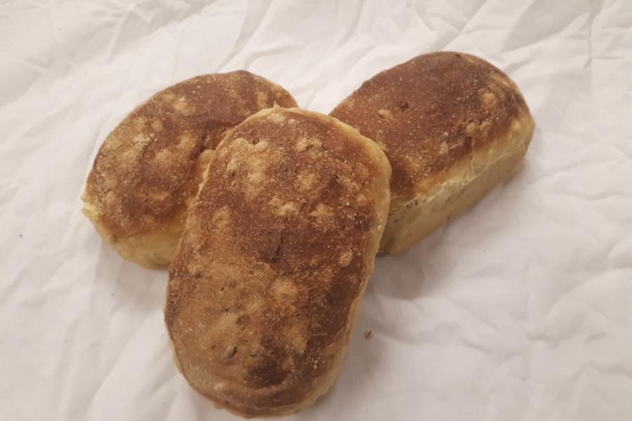 Le pain au maïs