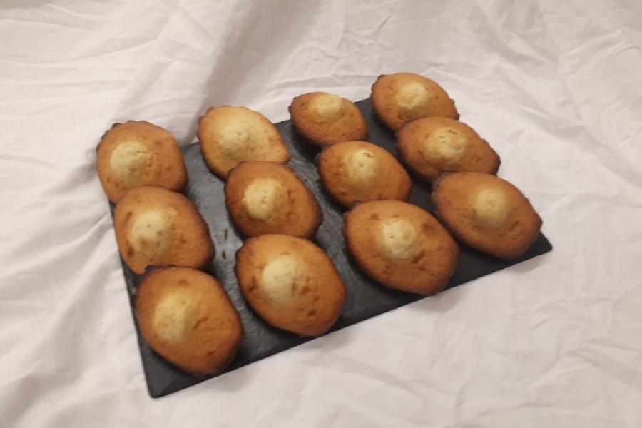 Les madeleines